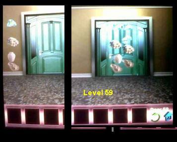 100 door level 58