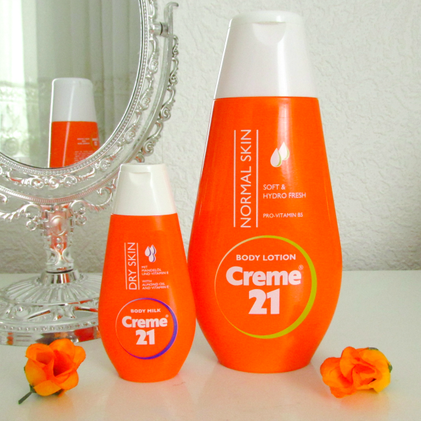 Creme 21 Bodylotion Normal Skin und Dry Skin Review