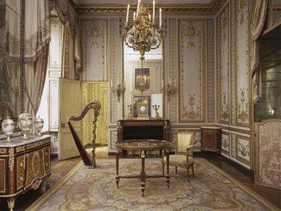 Ch teau versailles passion for Chateau de versailles interieur