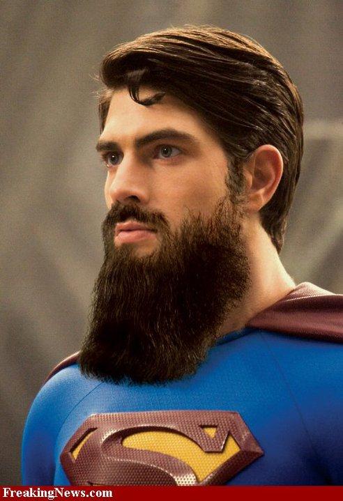 Muslim Men With Beards