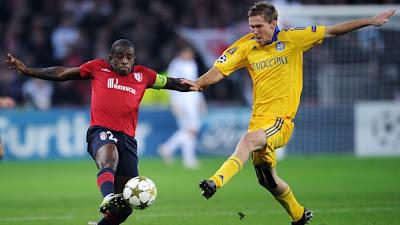 BATE Borisov vs Lille OSC