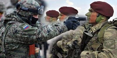 Perbedaan Tentara Turki dan Rusia
