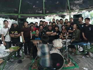 Anniversry Komunitas Indonesia Drum Squad