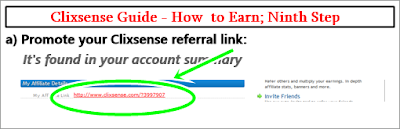 How to Earn with Clixsense Referral
