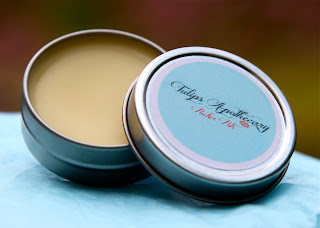 Pucker Pot Lip Balm from Tulips Apothecary on Etsy