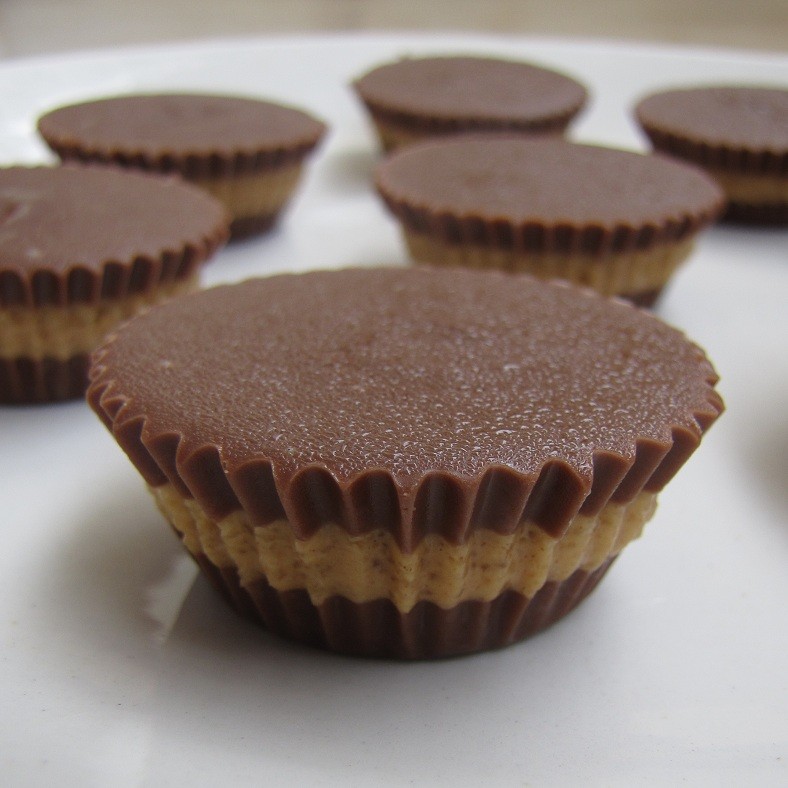 cups dark chocolate biscoff butter cups aka cookie butter cups peanut ...