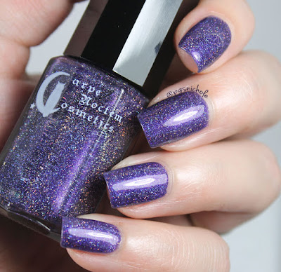 Carpe Noctem Cosmetics Midnight Mayhem