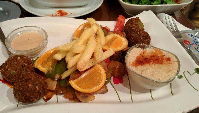 falafelzone-mantar-falafel menü