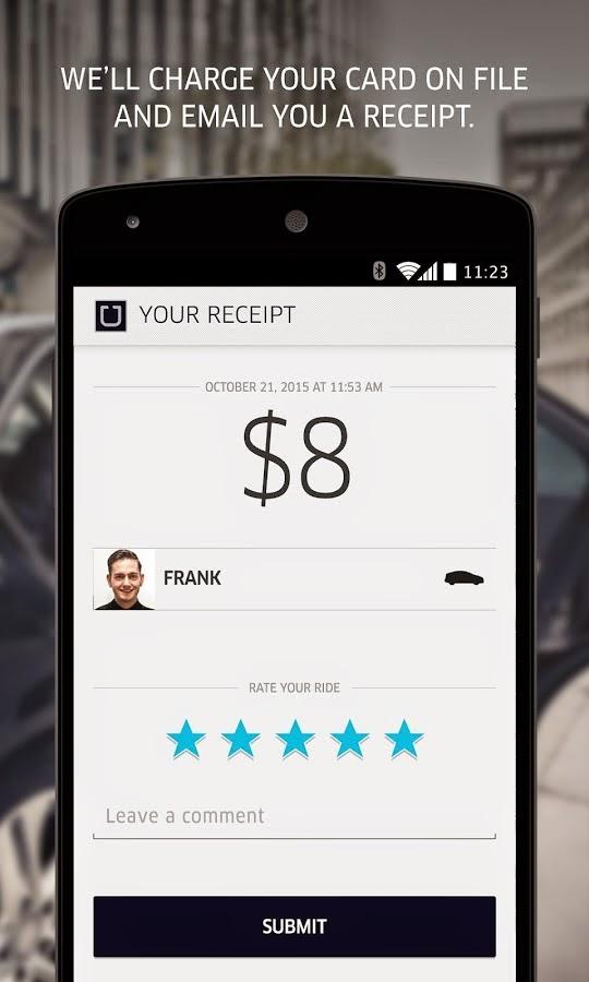 """"""" أوبر"""" تطبق خدمة التاكسي الذكي بمصر"""
