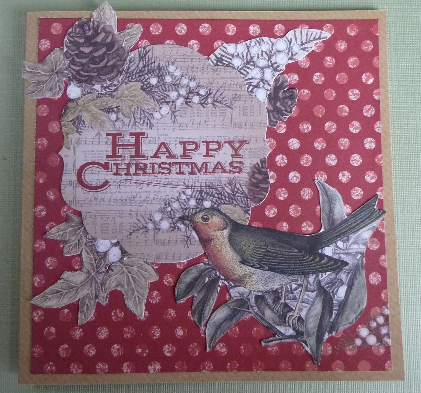 The Fruit Pixie Craftwork Cards Magic Of Christmas Cards