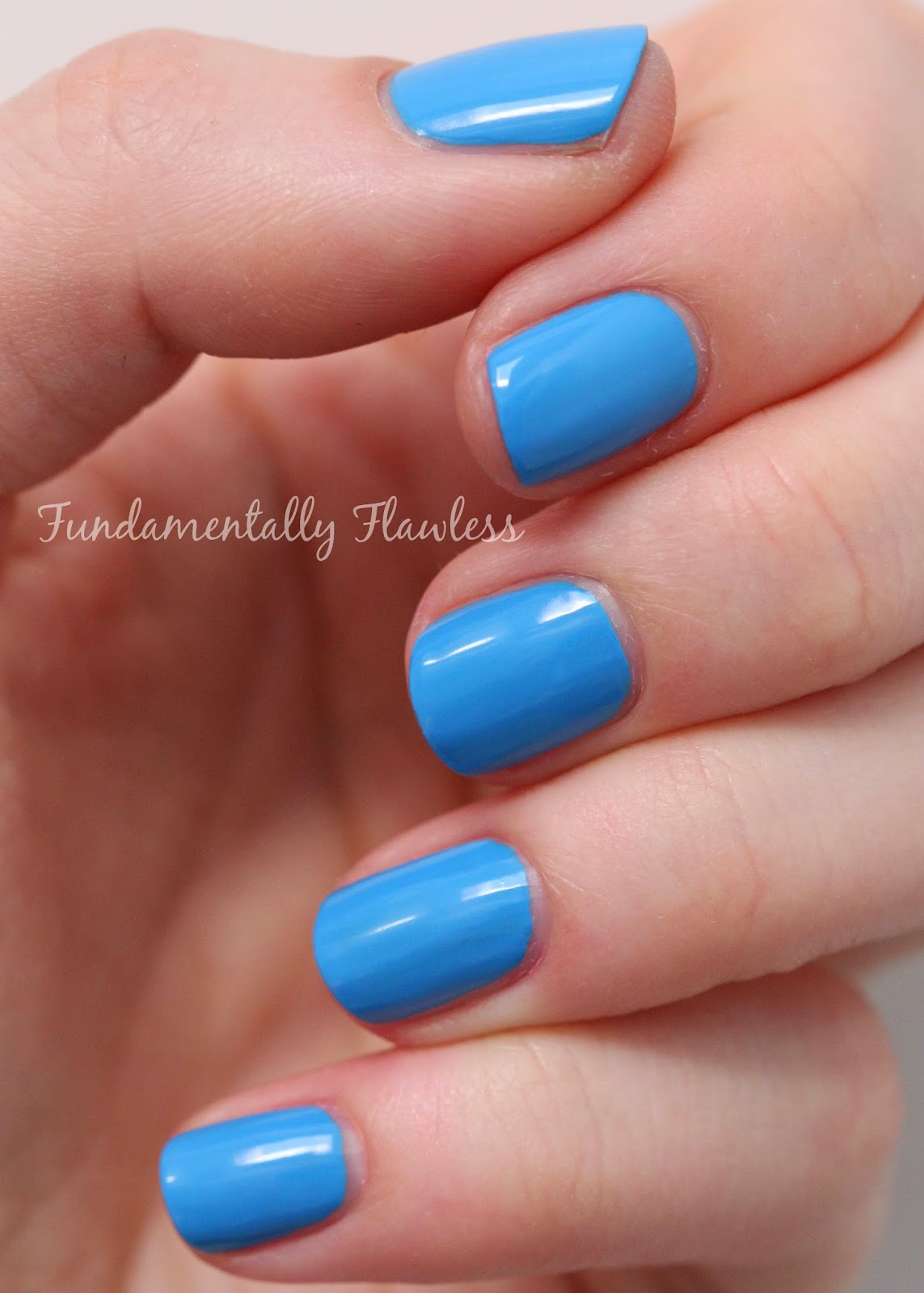 Models Own Festival Collection Blue Skies swatch