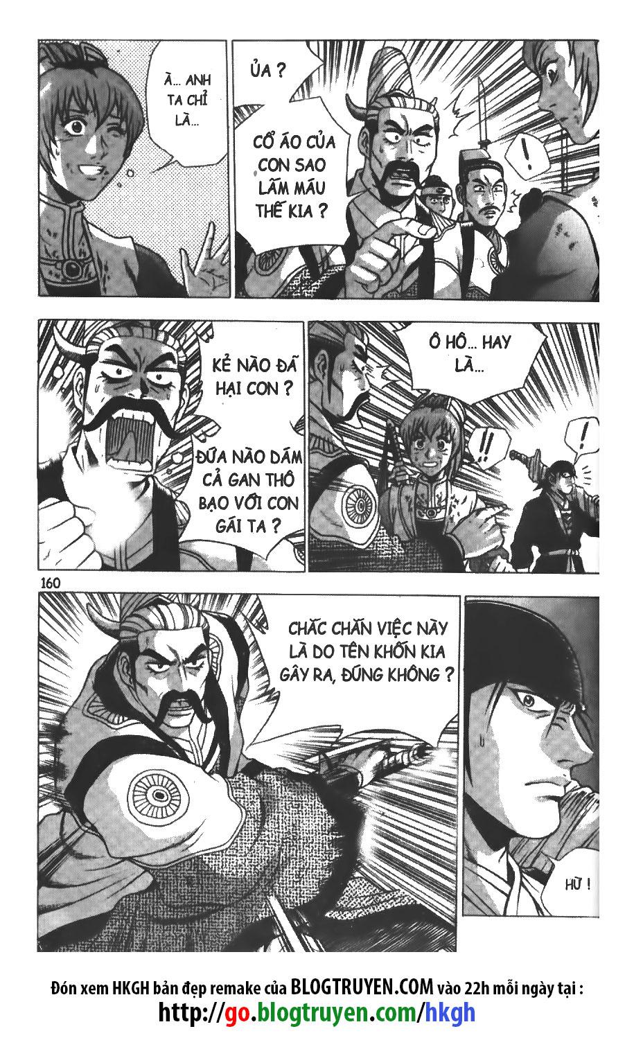 Hiệp Khách Giang Hồ chap 242 page 9 - IZTruyenTranh.com