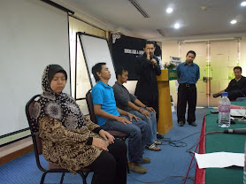 "KURSUS ""ASAS KUASA HYPNOSIS"" SHAH ALAM (11 FEB 2012)"