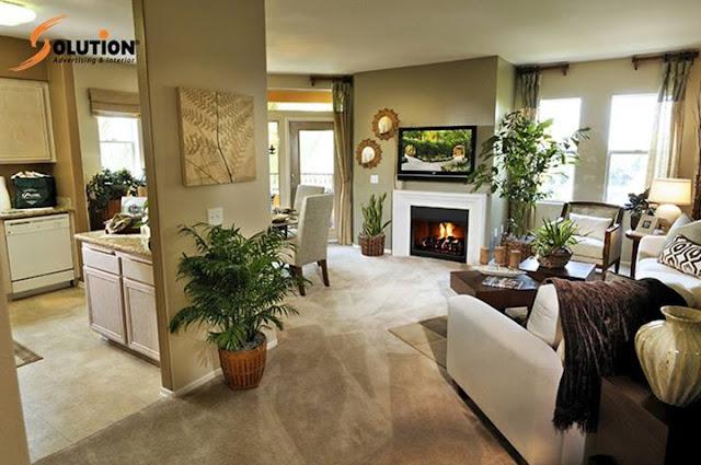 Đơn vị thiết kế thi công nội thất