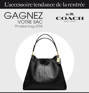 "7 sacs à main ""Phoebe bag"" Coach"