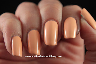 Nails Inc - You're A Peach