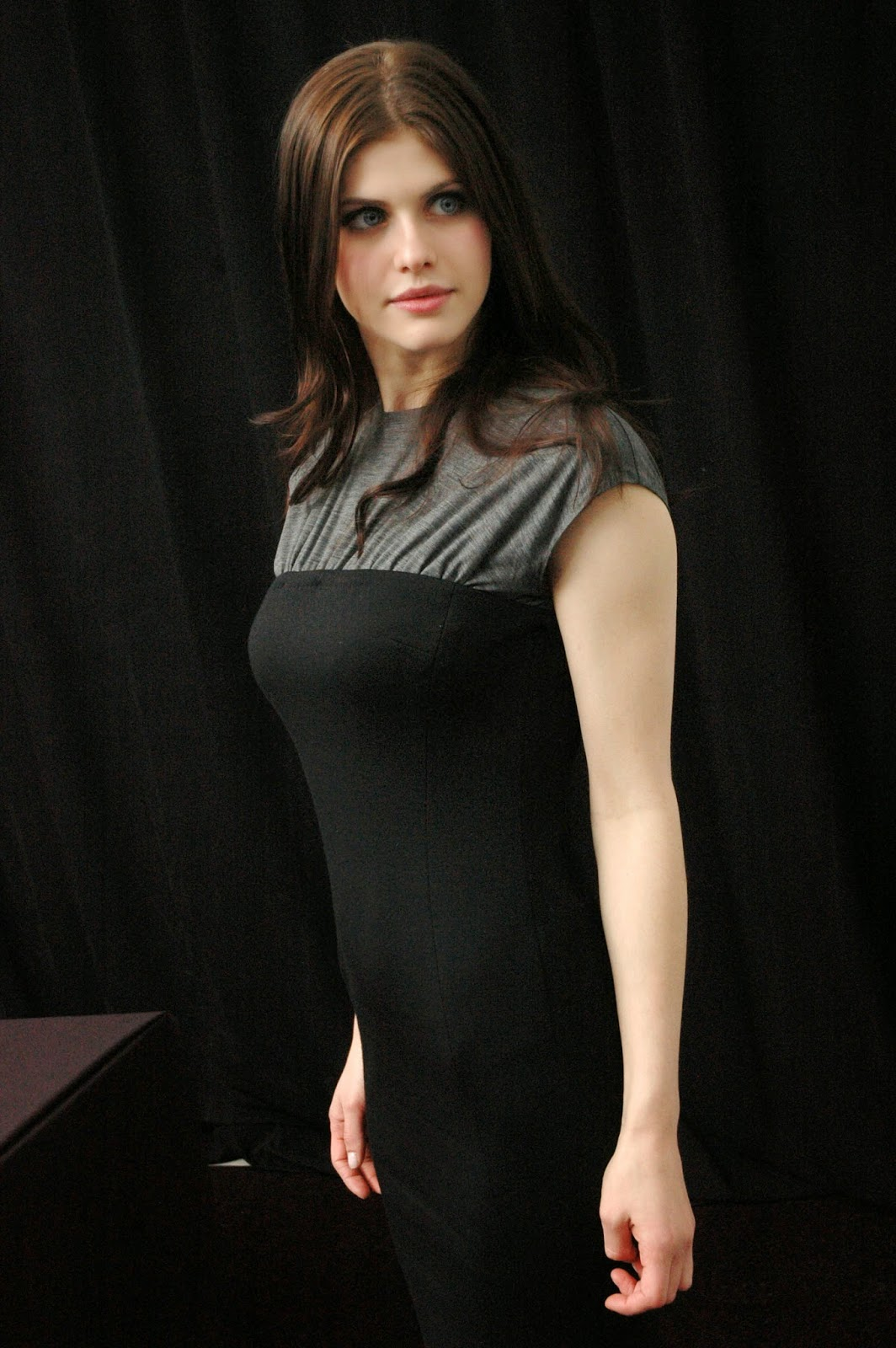 Alexandra Daddario is beautiful