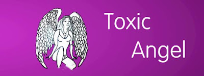 Toxic angel logo