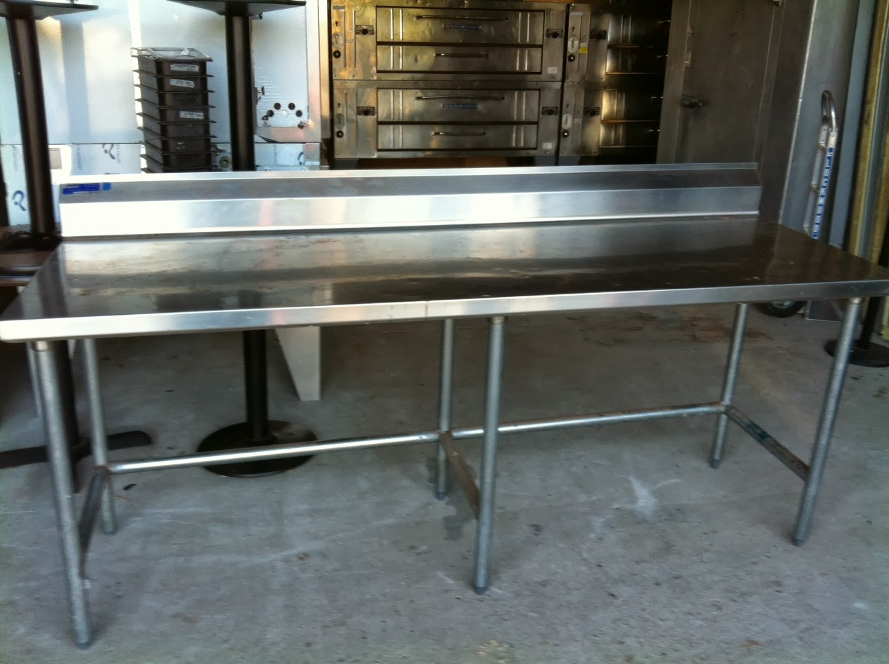Pre Owned Tables