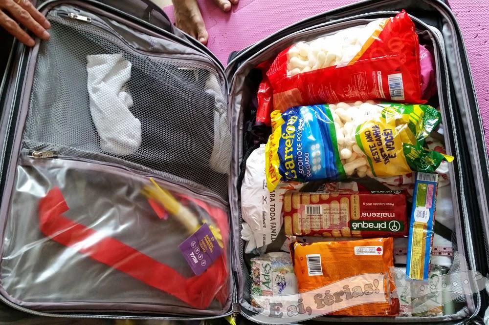Bolsa Para Levar Comida Fitness : Viajando com crian?as levando comida para os eua e a?