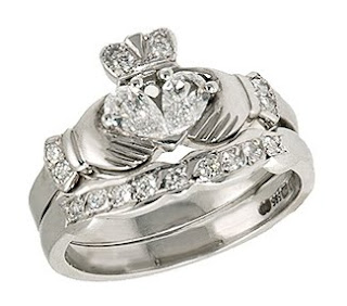 platinum claddagh engagement rings, claddagh engagement rings for sale ~ claddagh engagement rings platinum