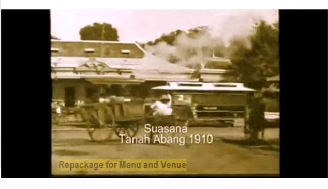 Nostalgia Jakarta Tempo Dulu di Lagu Geef Mij Maar Nasi Goreng