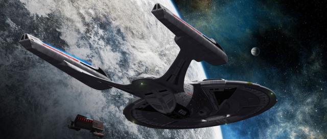 Star Trek: Không Giới Hạn, Star Trek Beyond