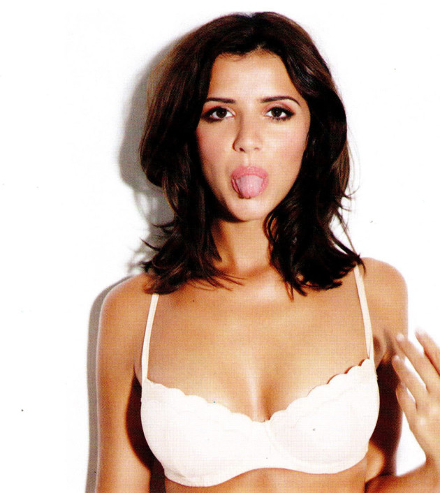 Lucy Mecklenburg - FHM 100 Sexiest 2014
