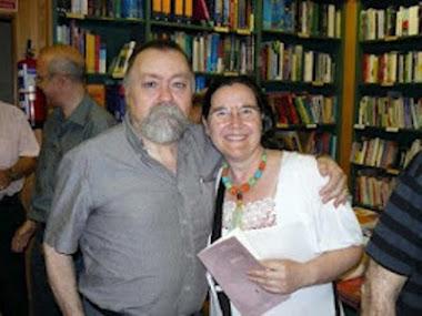 Pere Bessó y Montse Anfruns