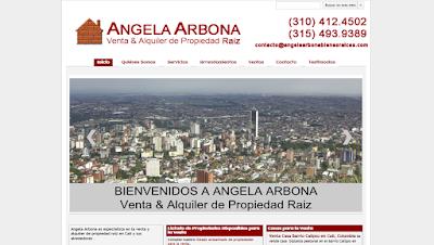 http://www.angelaarbonabienesraices.com/home