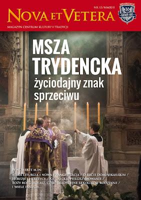 Nova et Vetera 11. Abdykacja Benedykta XVI
