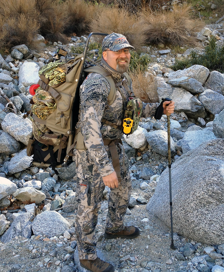 The SoCal Bowhunter: Product Review: Alps Outdoorz Commander Frame Pack