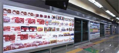 virtual store 5%5B2%5D أول متجر أفتراضي في العالم في كوريا