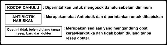 Contoh Label - Contoh Etiket Dan Label Obat - echotuts
