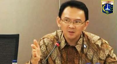 VIDEO PIDATO AHOK MENCERAMAHI DINAS PU DKI JAKARTA
