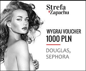 Wygraj 1000zł do drogerii Sephora i Douglas