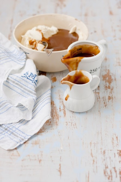 Caramel Recept