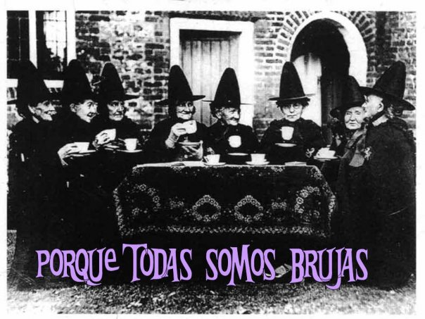 FELICIDADESSSSSSSSSSSSSSSS Brujas