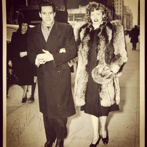 A Blog About Lucille Ball Lucille Ball And Desi Arnaz