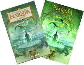 Portadas del Libro Las Crónicas de Narnia: El Sobrino del Mago