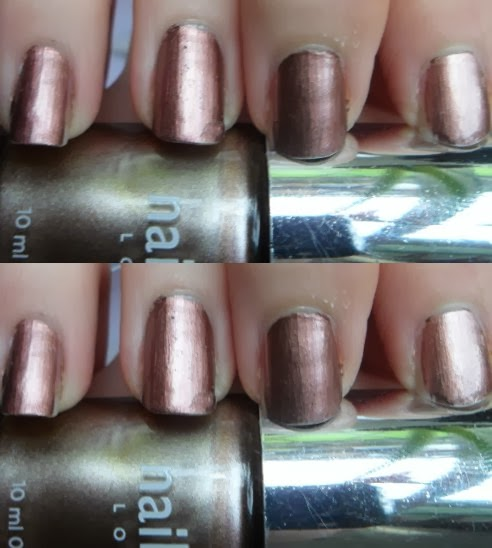 Nails Inc Old Park Lane swatch