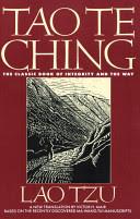 Lao Tzu-Tao Te Ching