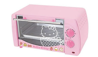Hello Kitty kitchen oven toaster