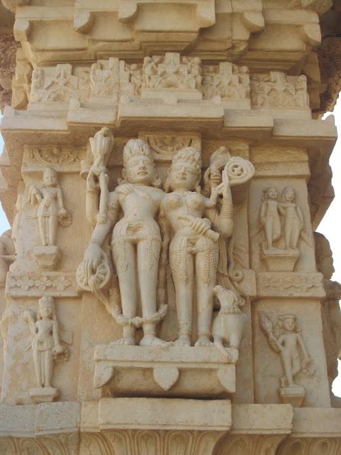 Sri Jagat Siromaniji Temple, Amber, Jaipur, Rajasthan