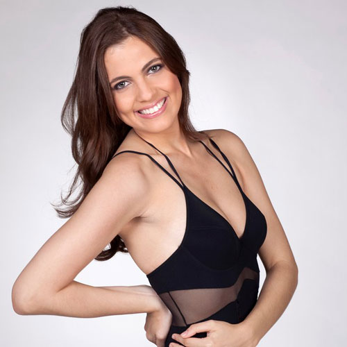 Dulcita Lieggi Francisco's bikini pics