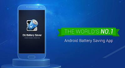 Aplikasi Penghemat Baterai Android DU Battery Saver