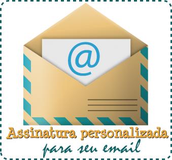assinatura personalizada para email