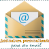 Como colocar uma assinatura personalizada em meu email?