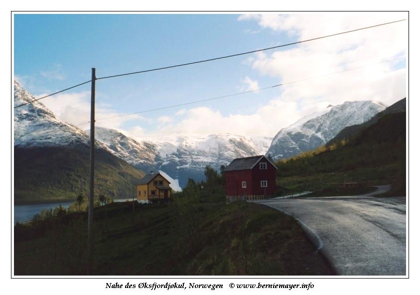 Øksfjordjøkul