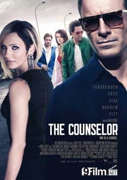 The Counselor 2013 poster